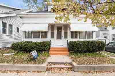 Dane County Single Family Home For Sale: 103 N 7th St