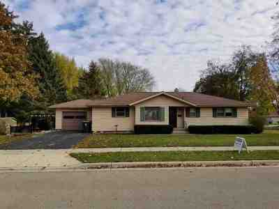 Sun Prairie Single Family Home For Sale: 707 Davis St