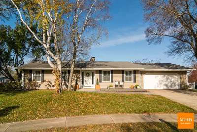 Middleton Single Family Home For Sale: 7208 Shirley Ct