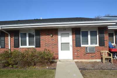 Madison Condo/Townhouse For Sale: 719 Kottke Dr #719