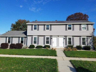 Janesville Multi Family Home For Sale: 262-264 Waveland Rd