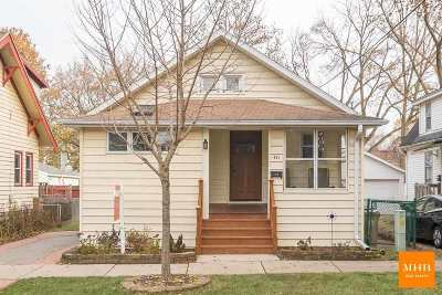 Madison Single Family Home For Sale: 411 S Orchard St