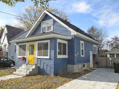 Madison Single Family Home For Sale: 1942 E Dayton St