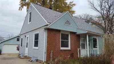 Madison Single Family Home For Sale: 2506 Myrtle St