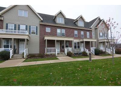 Fitchburg Condo/Townhouse For Sale: 63 S Gardens Way