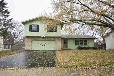 Madison Single Family Home For Sale: 3013 Ashford Ln