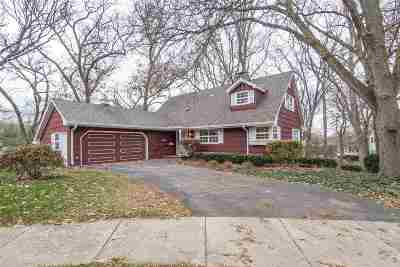 Madison Single Family Home For Sale: 4510 Woods End