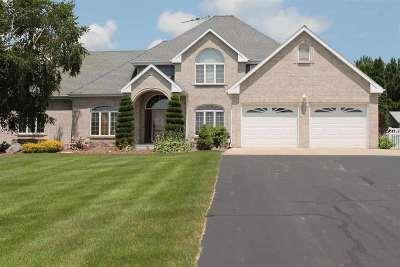 Janesville Single Family Home For Sale: 5638 W Splendor Valley Dr