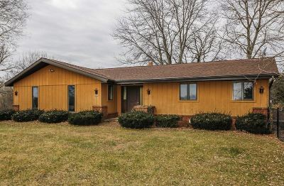 Deforest Single Family Home For Sale: 4915 Pine Spring Rd