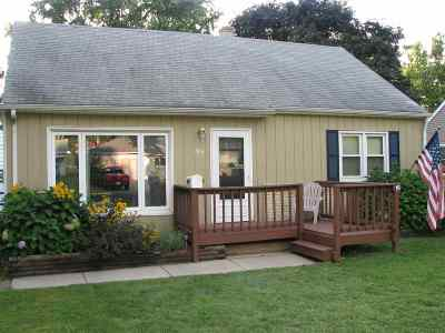 Madison WI Single Family Home For Sale: $167,500
