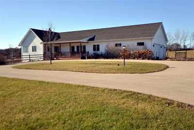 Sun Prairie Single Family Home For Sale: 2871 Vinburn Rd