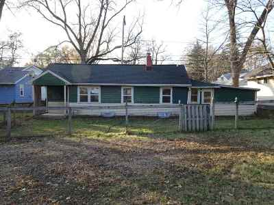 Madison WI Single Family Home For Sale: $98,000