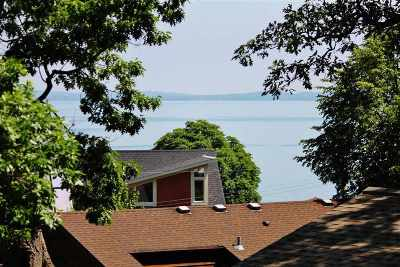 Madison Single Family Home For Sale: 5118 Lake Mendota Dr