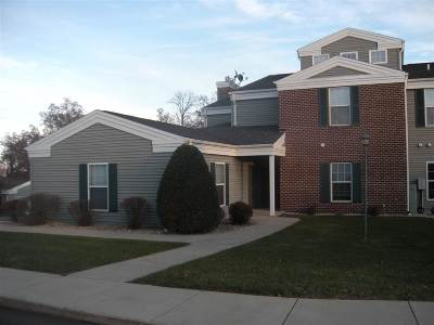 Madison Condo/Townhouse For Sale: 5425 Patriot Dr #8