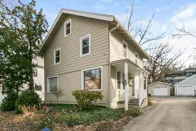 Dane County Single Family Home For Sale: 2113 Kendall Ave