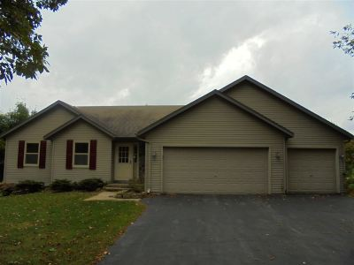 Wautoma WI Single Family Home For Sale: $169,900