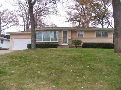 Monona Single Family Home For Sale: 6004 Queens Way
