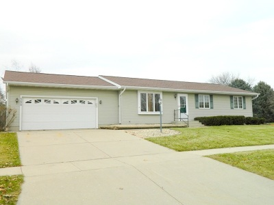 Evansville Single Family Home For Sale: 566 Garfield Ave