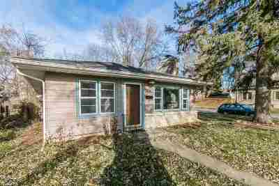 Madison Single Family Home For Sale: 2714 Moland St