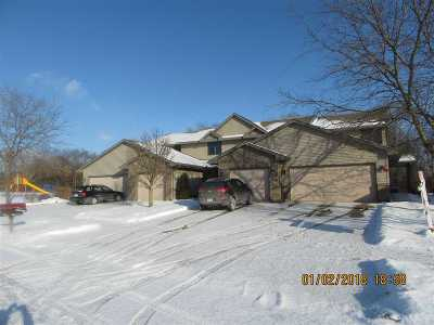 Milton Single Family Home For Sale: 370 Bree Dr