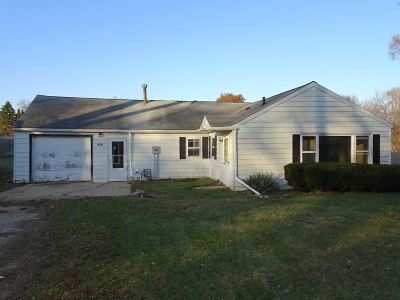Fitchburg Single Family Home For Sale: 5138 Irish Ln