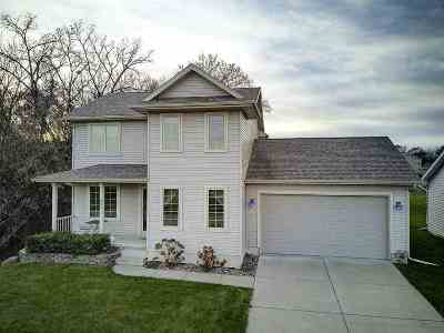 Dane County Single Family Home For Sale: 639 Meadow Trace
