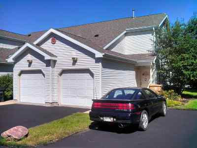 Madison Condo/Townhouse For Sale: 967 Rockefeller Ln