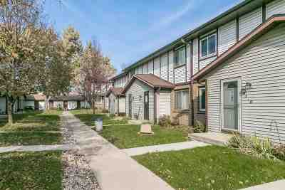 Madison WI Condo/Townhouse For Sale: $129,900
