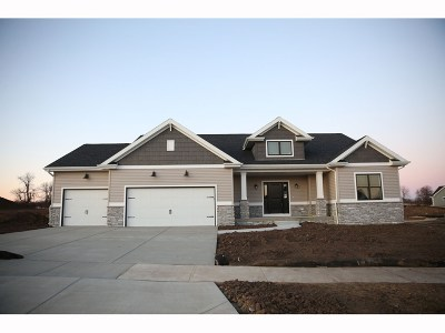 Cottage Grove Single Family Home For Sale: 3017 Mourning Dove Dr