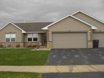 Janesville Single Family Home For Sale: 4232 Sandhill Dr