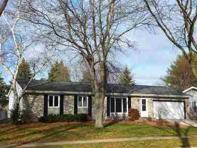 Madison WI Single Family Home For Sale: $245,000