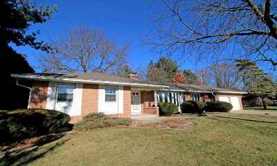 Madison Single Family Home For Sale: 4814 Odana Rd