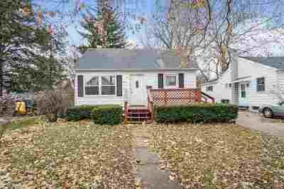 Madison Single Family Home For Sale: 3149 Thorp St