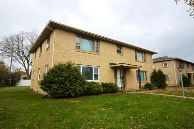 Madison Multi Family Home For Sale: 1006 W Badger Rd