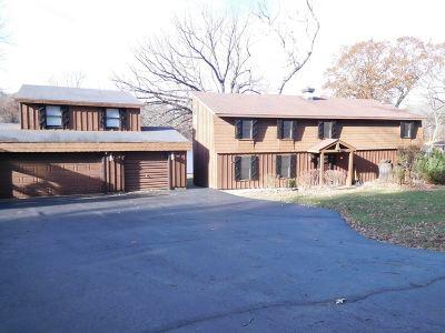 Edgerton Single Family Home For Sale: 9689 N Blackhawk Dr