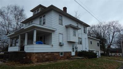 Iowa County Multi Family Home For Sale: 102 W Madison St
