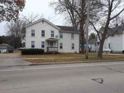 Milton Multi Family Home For Sale: 516 E Madison Ave