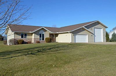 Pardeeville Single Family Home For Sale: N7053 Wind Mariah Way