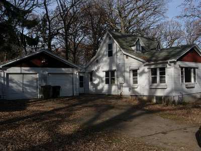 Madison Single Family Home For Sale: 5414 Woodley Ln