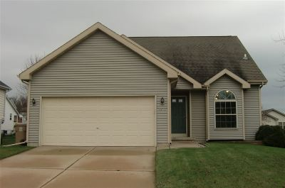 Madison Single Family Home For Sale: 5313 Bauer Dr