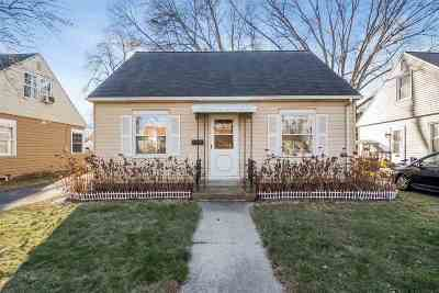 Madison WI Single Family Home For Sale: $143,500