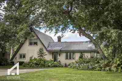 Stoughton Single Family Home For Sale: 3213 County Road A