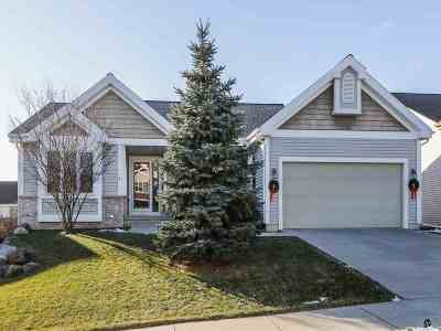 Fitchburg WI Single Family Home For Sale: $409,000