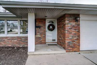 Madison Single Family Home For Sale: 1713 Tarragon Dr