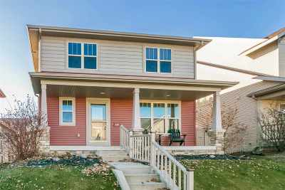 Madison Single Family Home For Sale: 638 Copernicus Way