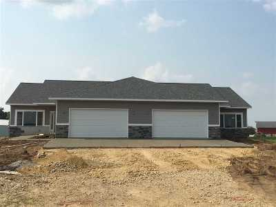 Green County Single Family Home For Sale: N8871 Hannah Rd