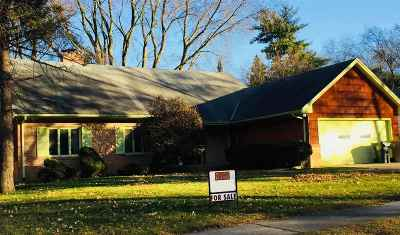 Madison Single Family Home For Sale: 1101 Mohican Pass