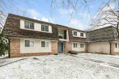 Madison Condo/Townhouse For Sale: 602 N Westfield Rd #C