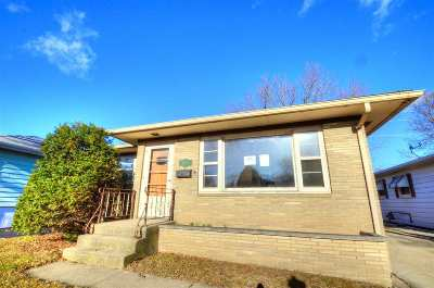 Madison WI Single Family Home For Sale: $113,500