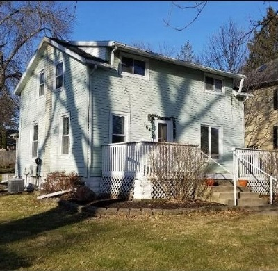 Edgerton Single Family Home For Sale: 104 West St